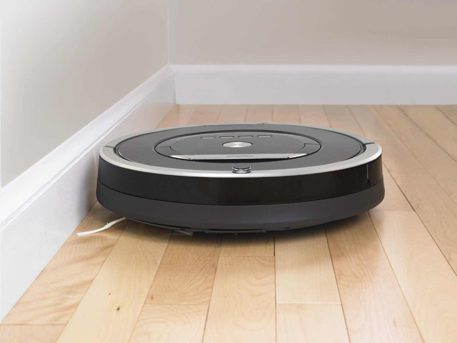 The iRobot Roomba